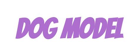 Dog Model au Touvet