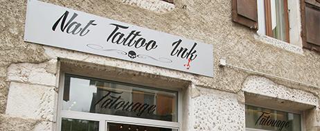 Nat Tatto Ink au Touvet