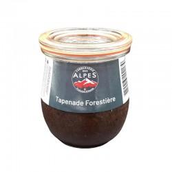 Caviar d'aubergine à l'Ail...