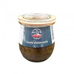 Confit d'Olives noires...
