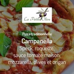 Pizza Campanella La Petite Olive