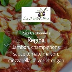 Pizza Regina La Petite Olive