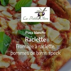 Pizza Raclette La Petite Olive