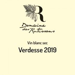 Vin blanc sec Verdesse 2019