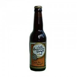 """Bière """"L'air du temps""""..."""