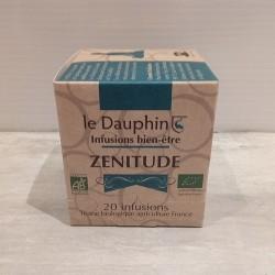 Tisanes Zenitude bio - 20...