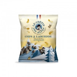 Chips à l'ancienne...