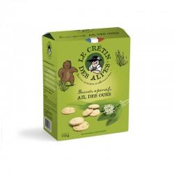 Biscuits salés Le Crétin...