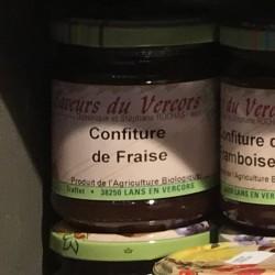 Confiture fraise Saveurs du...