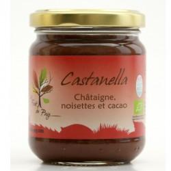 Pâte à tartiner Castanella...