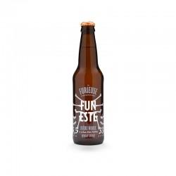 """Bière La Furieuse """"La funeste"""" 33Cl"""