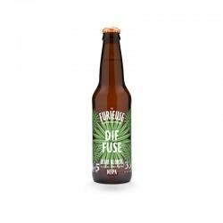 """Bière La Furieuse """"La diffuse"""" 33Cl"""