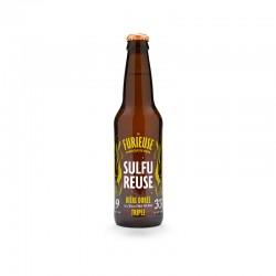 """Bière La Furieuse """"La sulfureuse"""" 33Cl"""